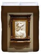 Alexander The Great By Andrea Del Verrocchio Duvet Cover
