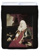 Alexander Wedderburn (1733-1805) Duvet Cover