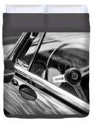 Alfa Romeo Steering Wheel Duvet Cover