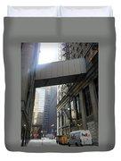 Alley 13 Duvet Cover
