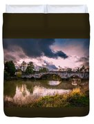 Alyesford Bridge Duvet Cover