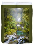 Amazing Waterfall Duvet Cover