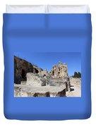 Amphitheatre Duvet Cover
