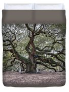 Angel Tree Duvet Cover