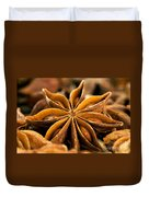 Anise Star Duvet Cover