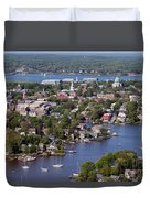 Annapolis Duvet Cover