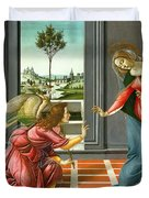 Annunciation Duvet Cover