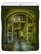 Arch Door Duvet Cover