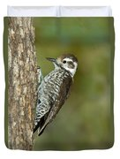 Arizona Woodpecker Duvet Cover