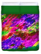 Art Abstract Background 97 Duvet Cover