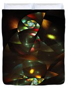 Art Deco Feeling Duvet Cover