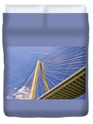 Arthur Ravenel Jr. Bridge 2 Duvet Cover