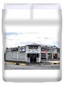 Asbury Park's Stone Pony Duvet Cover