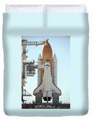 Atlantis Space Shuttle Duvet Cover