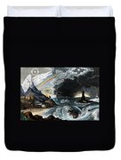 Atmospheric Effects 1846 Duvet Cover