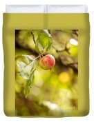 Autumn Apple Duvet Cover