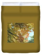Autumn Branches Duvet Cover
