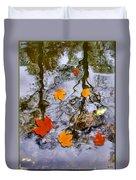 Autumn Duvet Cover by Daniel Janda