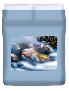 Autumn Falls Duvet Cover