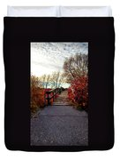 Autumn Journey Duvet Cover