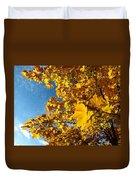 Autumn Splendor 9 Duvet Cover