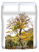 Autumn Tree Duvet Cover