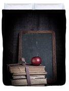 Back To School Duvet Cover
