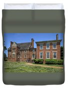 Bacons Castle Surry Virginia Duvet Cover
