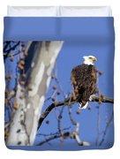 Bald Eagle 2 Duvet Cover