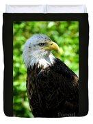 Bald Eagle - Alaska Duvet Cover