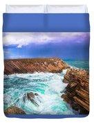 Baleal Duvet Cover