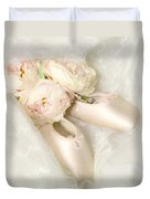 Ballet Shoes Duvet Cover