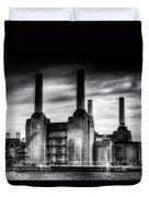 Battersea Power-station London Duvet Cover