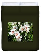 Beautiful Hibiscus Duvet Cover