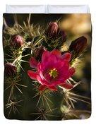 Beauty In The Desert  Duvet Cover