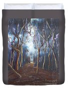 Before Hope Fades Duvet Cover