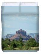 Bell Rock Sedona Duvet Cover