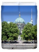 Berlin Catherdral Duvet Cover