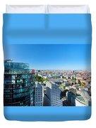 Berlin Panorama Duvet Cover
