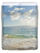 Big Beach Duvet Cover