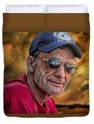 Bill Duvet Cover