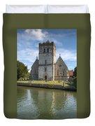 Bisham Church Duvet Cover