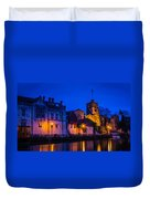 Bishops Palace Maidstone Duvet Cover