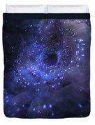 Black Hole Duvet Cover