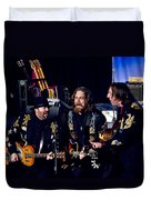 Blackie And The Rodeo Kings Duvet Cover