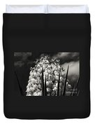 Blooms Within A Bloom 3 Duvet Cover