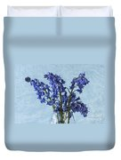 Bluebells 1 Duvet Cover