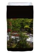 Bog River Duvet Cover