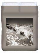 Bolonia Waves Duvet Cover