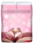 Book Love Duvet Cover